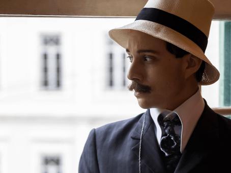 """""""Santos Dumont"""" tem trailer e vídeos com depoimentos divulgados pela HBO"""