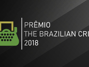 Em breve: I Prêmio The Brazilian Critic