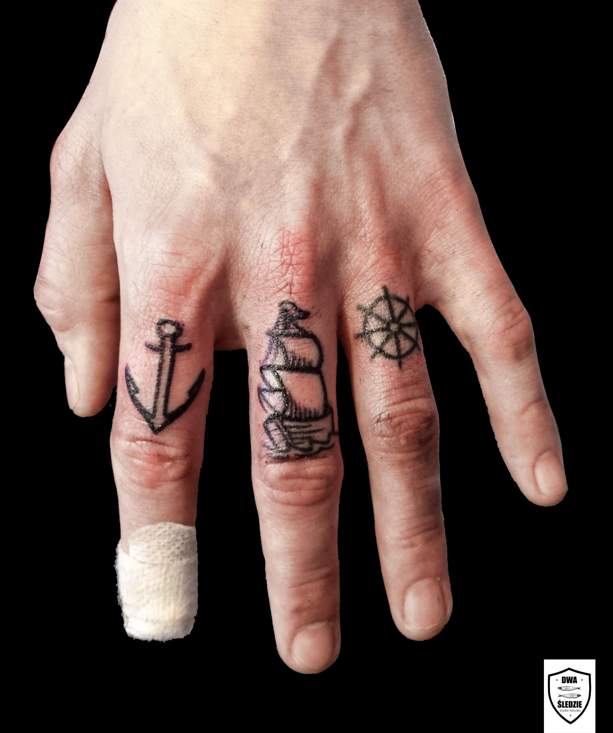 tatuaże morskie