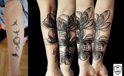 tatuaż cover