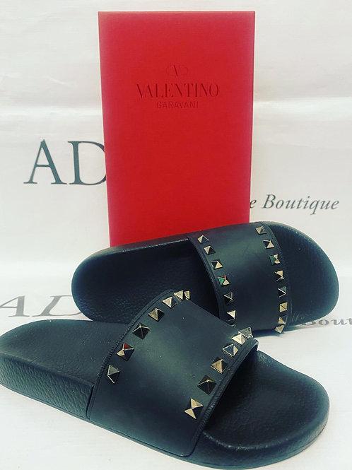 VALENTINO Slider Sandals