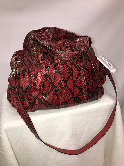 Gucci Python Red XL