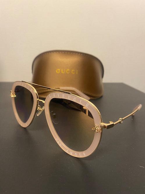 """Gucci """"Aviator"""" L'aveugle Par Amour"""