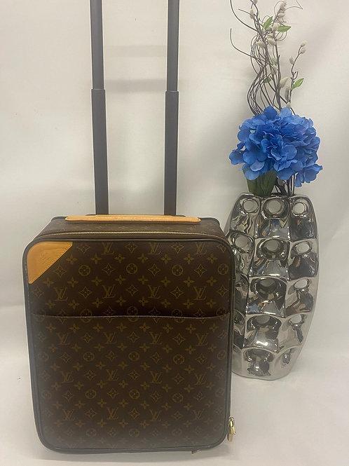 LOUIS VUITTON Monogram Canvas Pegase 45 Rolling Suitcase