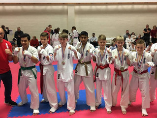 Well done to everyone from the Westcroft Dojo who took part in the 2017 National Clicker Tournament
