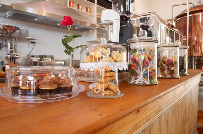 Plenty of cafe options