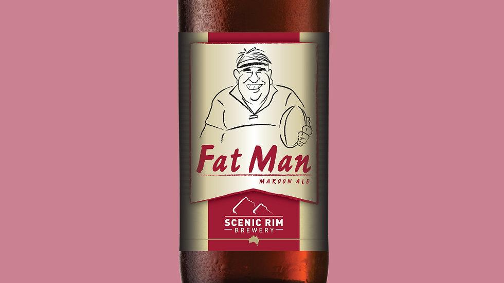 Fat Man Maroon Ale