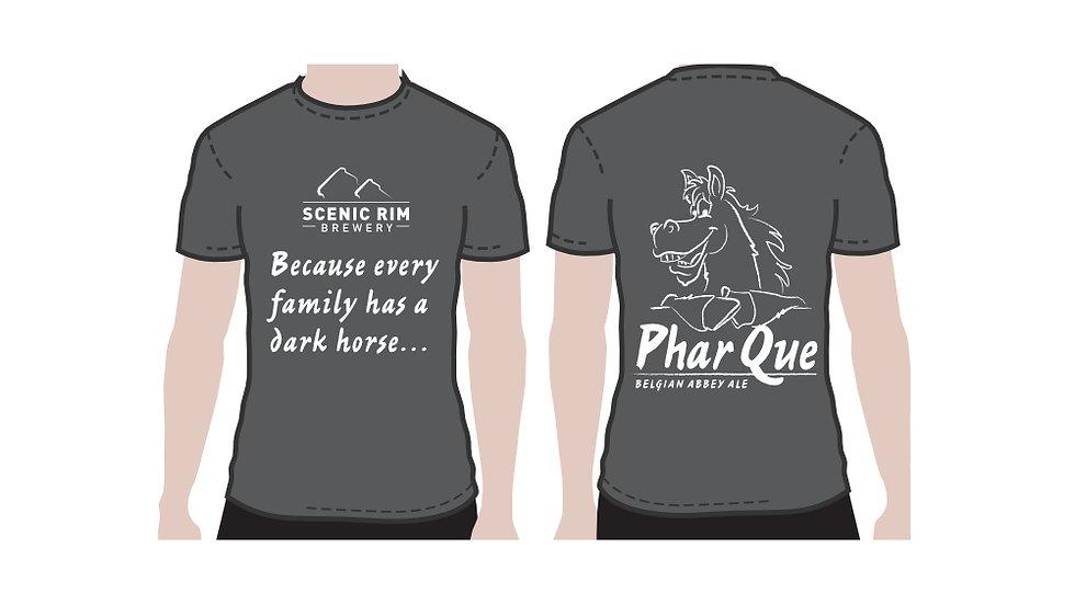 T-shirt Phar Que Grey