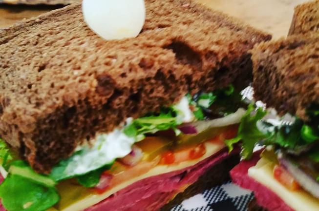 Our ever popular Fat Man sandwich
