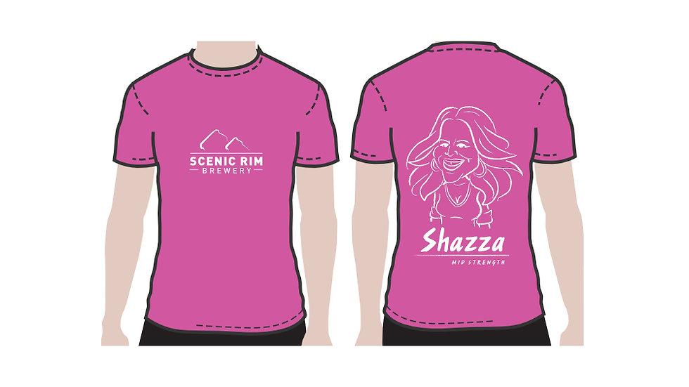 T-shirt Shazza