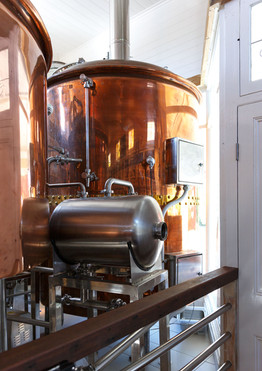 All beer produced onsite