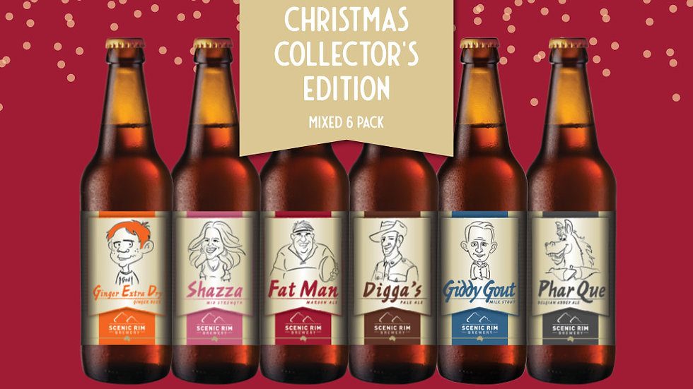 Christmas Mixed 6 Pack
