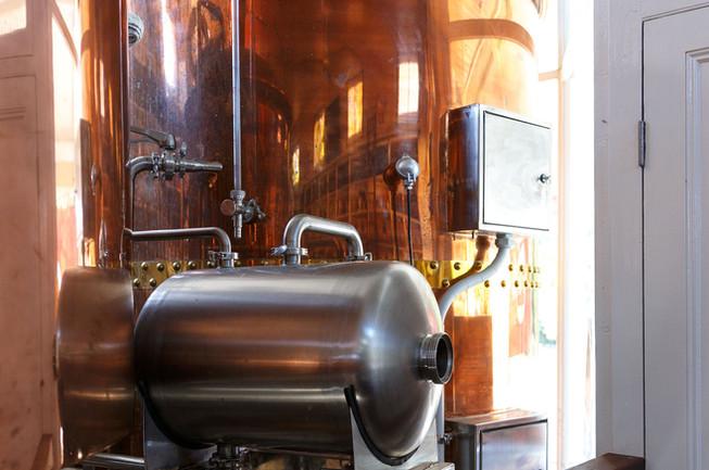 All beer brewed onsite
