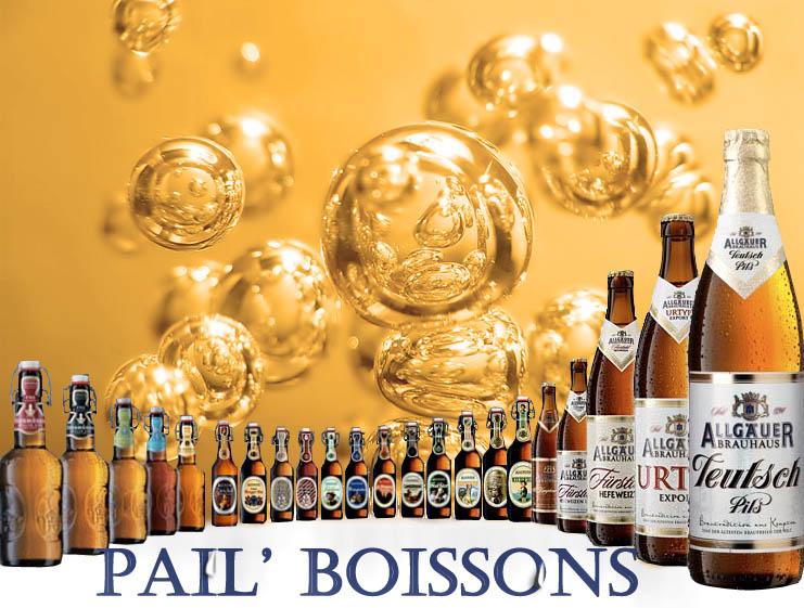 Pail' Boissons