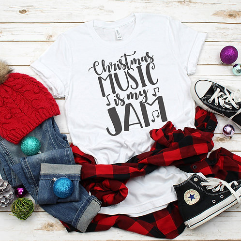 Christmas Music is my Jam