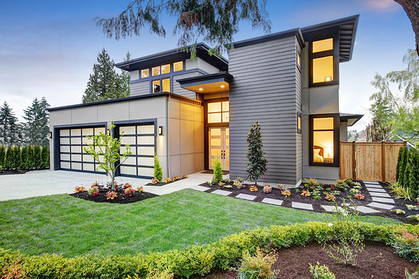 bigstock-Luxurious-New-Construction-Hom-