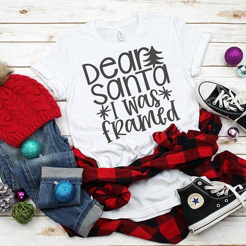 Santa I Was Framed