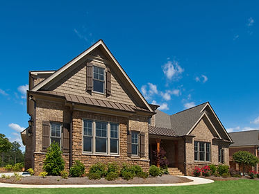 bigstock-Model-Luxury-Home-Exterior-Ang-