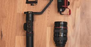 My Cinematic Videography Setup | Blackpool Videographer