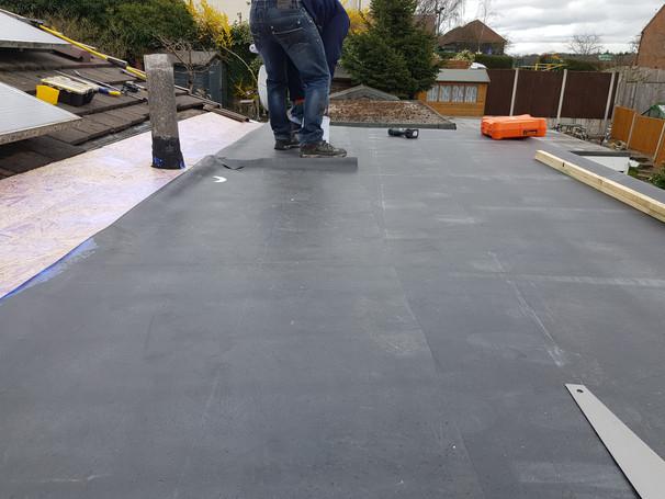 Firestone Flat Roof