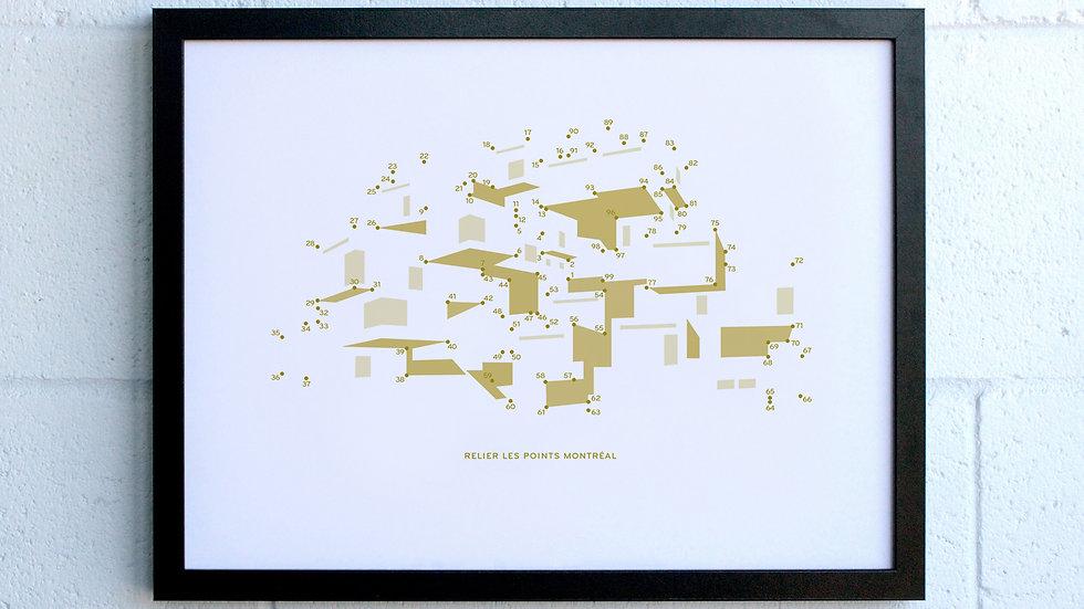 Affiche / Poster—Habitat '67