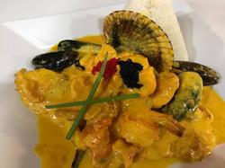 Picante de Mariscos El Gaucho Inca menu