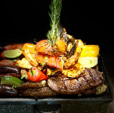 Parrillada Meat Lover Poseidon Family Platterwith 2 sides 97.99