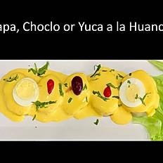 Papa a la Huancaina
