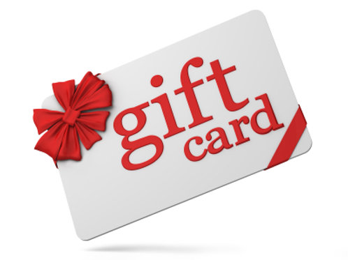 $125 Gift Card Value