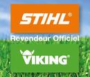 revendeur stihl + viking