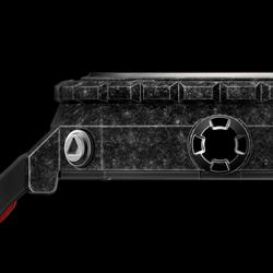 Copie de Square black trigalight detail