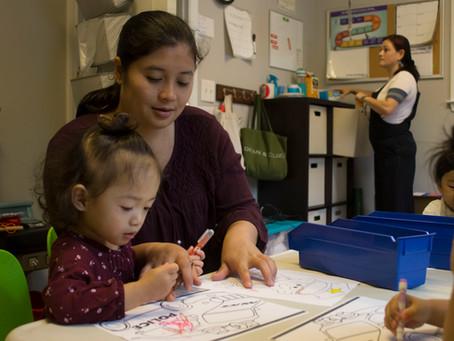 Family Literacy Summer Workshops