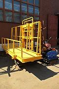 подъемник пмг  г/п 750 кг