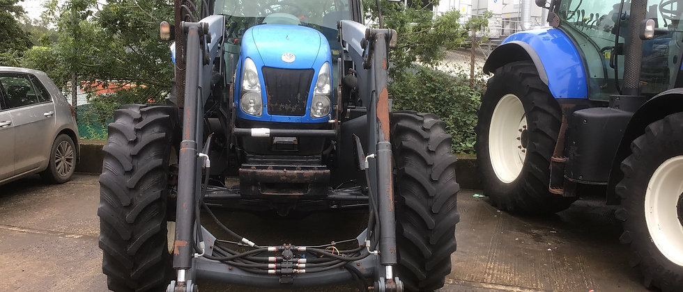 New Holland T6030 c/w Quicke 55 Loader