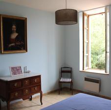 La chambre de Zoé de Villemur-Paillhès