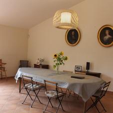 La salle à manger- Dining room
