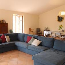 Vue d'ensemble- Living room view