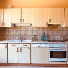La cuisine équipée- Equiped kitchen