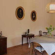 La salle à manger -Dining room