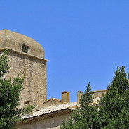 La tour carré - The square tower