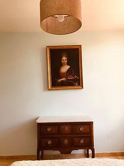 La chambre de Zoé de Vilmur-Paillhès