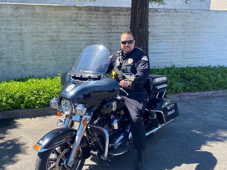 New Motor Officer Completes Training