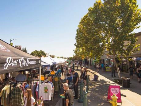 "Around the Area – ""Stockmarket"" pop-up market moves to Caldwell Park, Stockton"