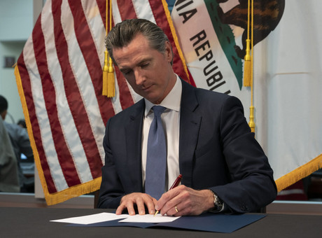 Governor Newsom Stay at Home Order