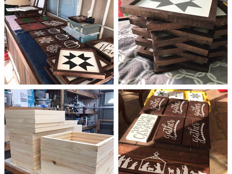 Get a Jump on Holiday Shopping at the Homestead Market Faire This Saturday