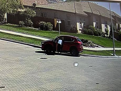 Stolen Vehicle and Pursuit Ends in Arrest