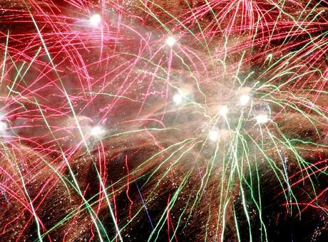 Social Media Helps Bring Back Fireworks Show