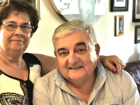 Hospitality and Good Food Their Gifts to Friends and Family of Ripon Couple