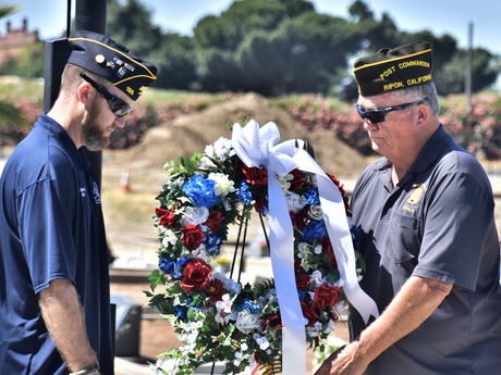 Ripon Pays Tribute to the Fallen on Memorial Day