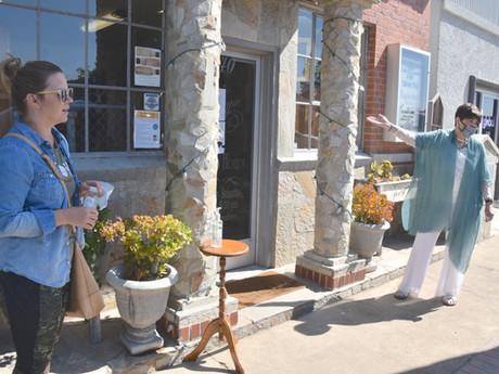 Magpie Antiques Opens Against San Joaquin Closure Order